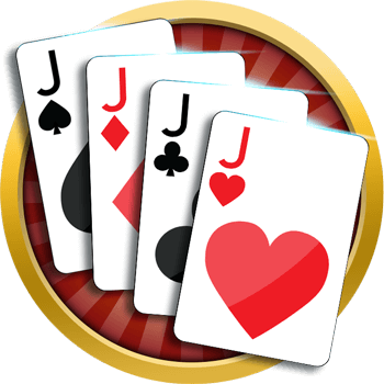 Euchre card game