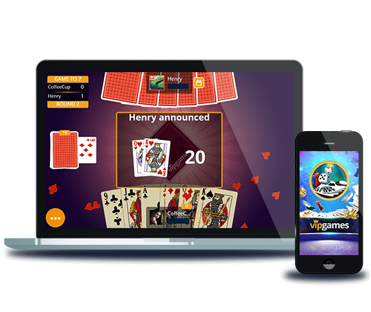Sixty Six Card game online
