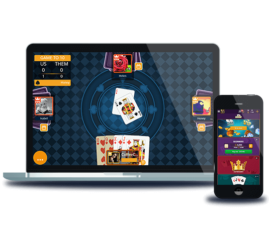 Play Euchre free on every device