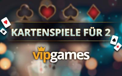 Spiele für 2 – Topliste der besten Kartenspiele