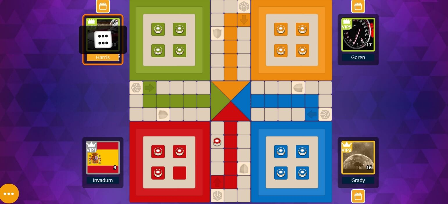 Ludo and Parchis free to play