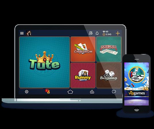 Jugar al Tute online en VIP Games