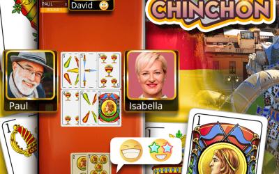 Juego de cartas Chinchón