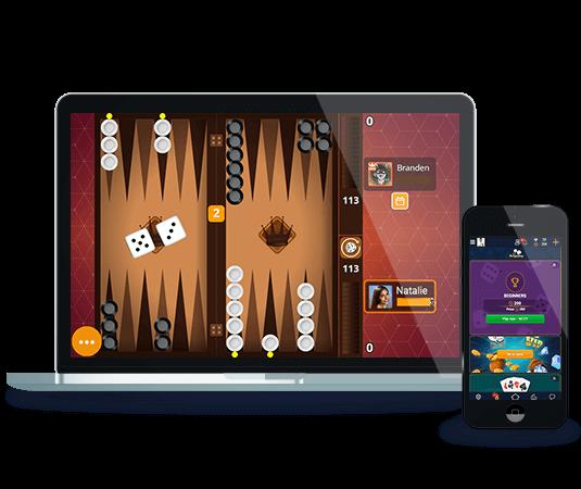 Backgammon est gratuit pour jouer sur la plateforme de VIP Games