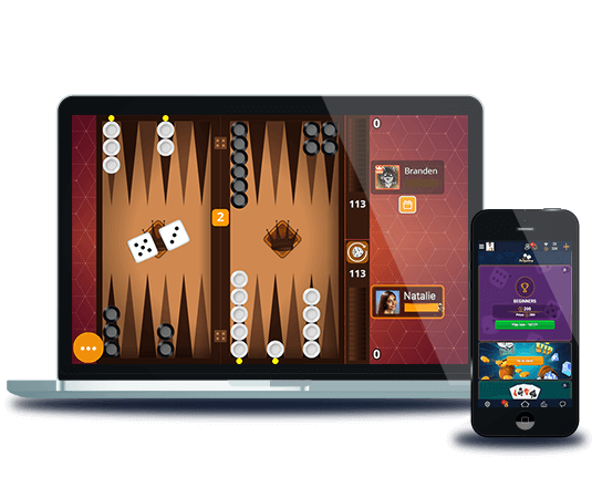 Backgammon is free to play on VIP Games platform