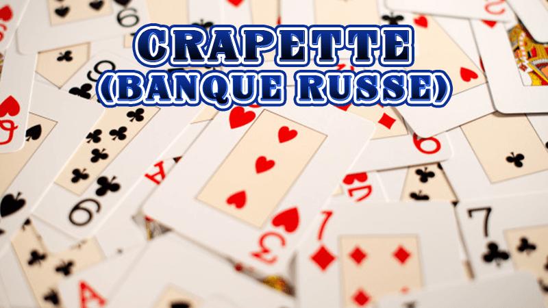 crapette banque russe carte