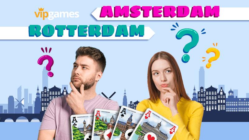 Klaverjassen varianten - Amsterdams en Rotterdams