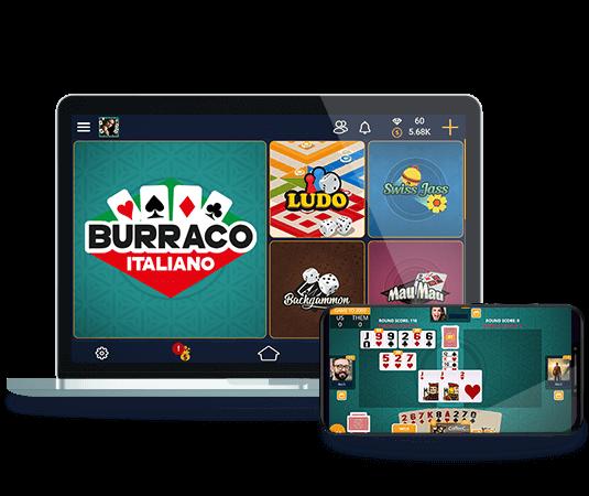 Play Burraco online