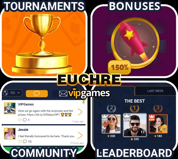 Euchre free game